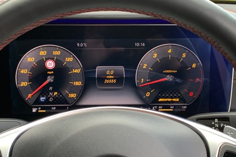 Mercedes-Benz E Class AMG E 43 4MATIC PREMIUM PLUS - WIDESCREEN COCKPIT - 20 INCH ALLOYS -1 OWNER 46