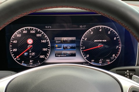 Mercedes-Benz E Class AMG E 43 4MATIC PREMIUM PLUS - WIDESCREEN COCKPIT - 20 INCH ALLOYS -1 OWNER 48
