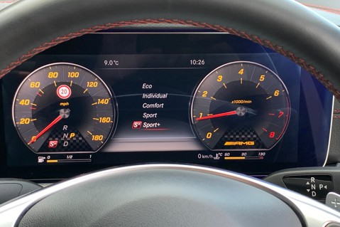 Mercedes-Benz E Class AMG E 43 4MATIC PREMIUM PLUS - WIDESCREEN COCKPIT - 20 INCH ALLOYS -1 OWNER 61