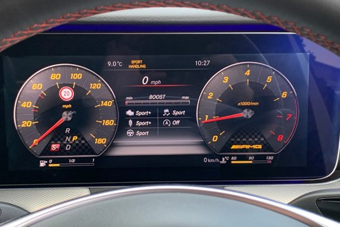 Mercedes-Benz E Class AMG E 43 4MATIC PREMIUM PLUS - WIDESCREEN COCKPIT - 20 INCH ALLOYS -1 OWNER 64