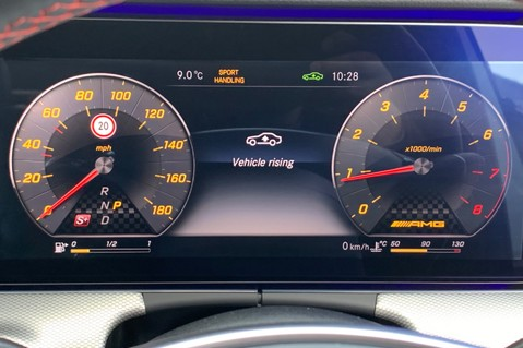 Mercedes-Benz E Class AMG E 43 4MATIC PREMIUM PLUS - WIDESCREEN COCKPIT - 20 INCH ALLOYS -1 OWNER 68