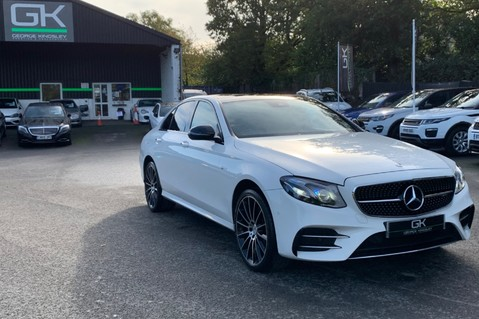 Mercedes-Benz E Class AMG E 43 4MATIC PREMIUM PLUS - WIDESCREEN COCKPIT - 20 INCH ALLOYS -1 OWNER 81