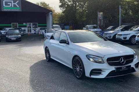 Mercedes-Benz E Class AMG E 43 4MATIC PREMIUM PLUS - WIDESCREEN COCKPIT - 20 INCH ALLOYS -1 OWNER 82