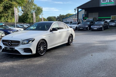 Mercedes-Benz E Class AMG E 43 4MATIC PREMIUM PLUS - WIDESCREEN COCKPIT - 20 INCH ALLOYS -1 OWNER 83