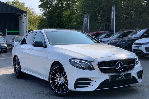 Mercedes-Benz E Class AMG E 43 4MATIC PREMIUM PLUS - WIDESCREEN COCKPIT - 20 INCH ALLOYS -1 OWNER 1