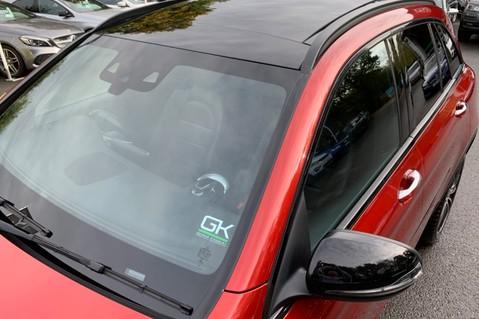 Mercedes-Benz GLC GLC 350 D 4MATIC AMG LINE PREMIUM -NIGHT PACKAGE -RARE DESIGNO HYACINTH RED 10