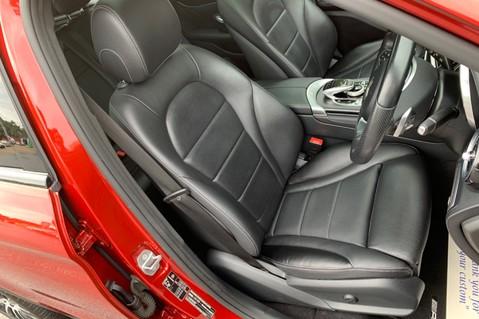 Mercedes-Benz GLC GLC 350 D 4MATIC AMG LINE PREMIUM -NIGHT PACKAGE -RARE DESIGNO HYACINTH RED 34