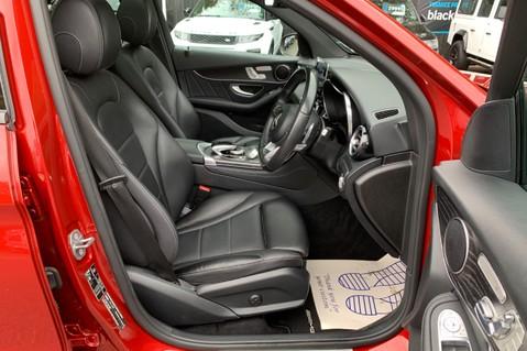 Mercedes-Benz GLC GLC 350 D 4MATIC AMG LINE PREMIUM -NIGHT PACKAGE -RARE DESIGNO HYACINTH RED 13