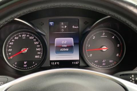 Mercedes-Benz GLC GLC 350 D 4MATIC AMG LINE PREMIUM -NIGHT PACKAGE -RARE DESIGNO HYACINTH RED 41