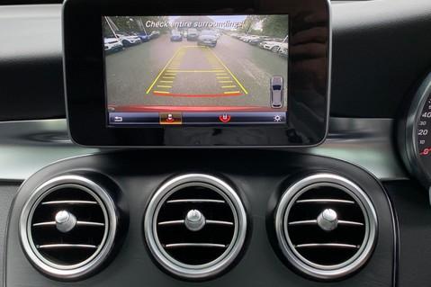 Mercedes-Benz GLC GLC 350 D 4MATIC AMG LINE PREMIUM -NIGHT PACKAGE -RARE DESIGNO HYACINTH RED 42