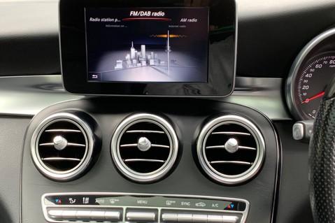 Mercedes-Benz GLC GLC 350 D 4MATIC AMG LINE PREMIUM -NIGHT PACKAGE -RARE DESIGNO HYACINTH RED 48