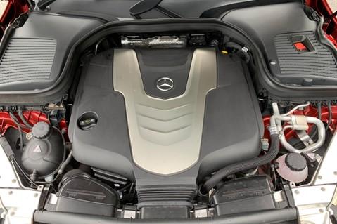 Mercedes-Benz GLC GLC 350 D 4MATIC AMG LINE PREMIUM -NIGHT PACKAGE -RARE DESIGNO HYACINTH RED 62