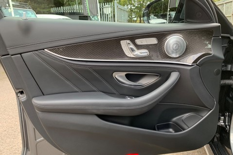 Mercedes-Benz E Class AMG E 63 S 4MATIC PREMIUM - PERFORMANCE SEATS/EXHAUST - CARBON FIBRE TRIM 31
