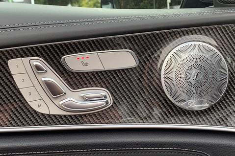 Mercedes-Benz E Class AMG E 63 S 4MATIC PREMIUM - PERFORMANCE SEATS/EXHAUST - CARBON FIBRE TRIM 13