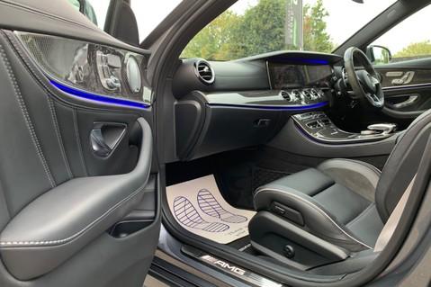 Mercedes-Benz E Class AMG E 63 S 4MATIC PREMIUM - PERFORMANCE SEATS/EXHAUST - CARBON FIBRE TRIM 34