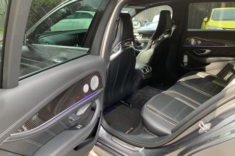 Mercedes-Benz E Class AMG E 63 S 4MATIC PREMIUM - PERFORMANCE SEATS/EXHAUST - CARBON FIBRE TRIM 36