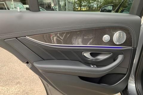 Mercedes-Benz E Class AMG E 63 S 4MATIC PREMIUM - PERFORMANCE SEATS/EXHAUST - CARBON FIBRE TRIM 37