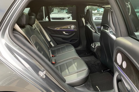 Mercedes-Benz E Class AMG E 63 S 4MATIC PREMIUM - PERFORMANCE SEATS/EXHAUST - CARBON FIBRE TRIM 40