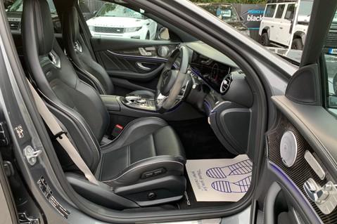 Mercedes-Benz E Class AMG E 63 S 4MATIC PREMIUM - PERFORMANCE SEATS/EXHAUST - CARBON FIBRE TRIM 45