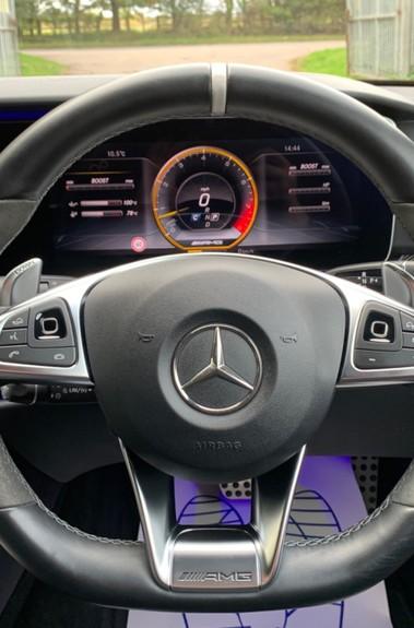Mercedes-Benz E Class AMG E 63 S 4MATIC PREMIUM - PERFORMANCE SEATS/EXHAUST - CARBON FIBRE TRIM