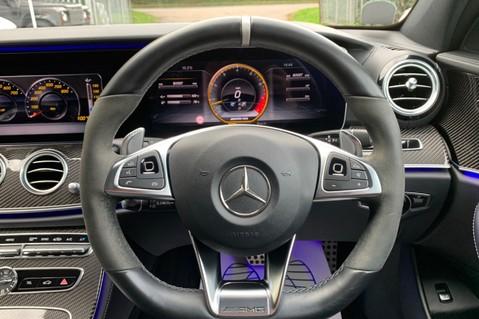 Mercedes-Benz E Class AMG E 63 S 4MATIC PREMIUM - PERFORMANCE SEATS/EXHAUST - CARBON FIBRE TRIM 51