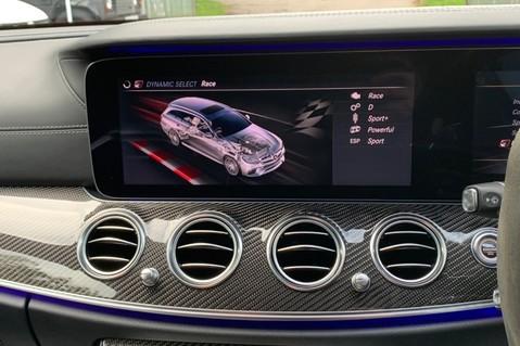 Mercedes-Benz E Class AMG E 63 S 4MATIC PREMIUM - PERFORMANCE SEATS/EXHAUST - CARBON FIBRE TRIM 52