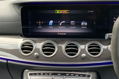 Mercedes-Benz E Class AMG E 63 S 4MATIC PREMIUM - PERFORMANCE SEATS/EXHAUST - CARBON FIBRE TRIM 55