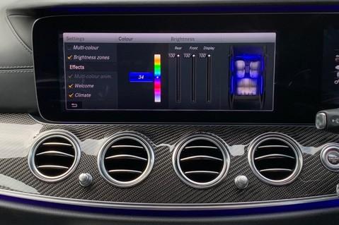 Mercedes-Benz E Class AMG E 63 S 4MATIC PREMIUM - PERFORMANCE SEATS/EXHAUST - CARBON FIBRE TRIM 64