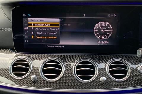 Mercedes-Benz E Class AMG E 63 S 4MATIC PREMIUM - PERFORMANCE SEATS/EXHAUST - CARBON FIBRE TRIM 65