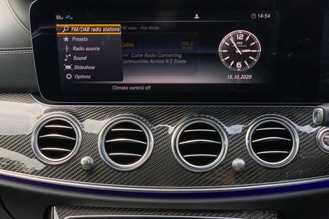 Mercedes-Benz E Class AMG E 63 S 4MATIC PREMIUM - PERFORMANCE SEATS/EXHAUST - CARBON FIBRE TRIM 66