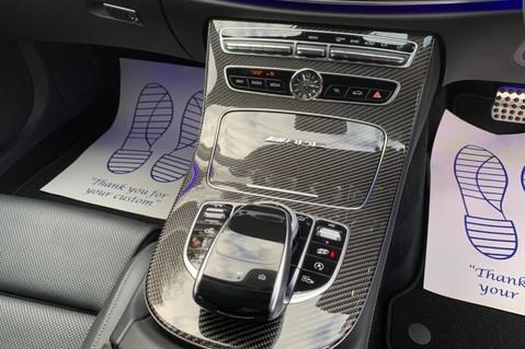 Mercedes-Benz E Class AMG E 63 S 4MATIC PREMIUM - PERFORMANCE SEATS/EXHAUST - CARBON FIBRE TRIM 68