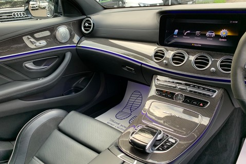 Mercedes-Benz E Class AMG E 63 S 4MATIC PREMIUM - PERFORMANCE SEATS/EXHAUST - CARBON FIBRE TRIM 69