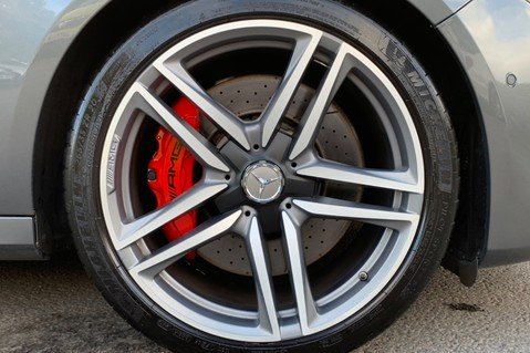Mercedes-Benz E Class AMG E 63 S 4MATIC PREMIUM - PERFORMANCE SEATS/EXHAUST - CARBON FIBRE TRIM 80