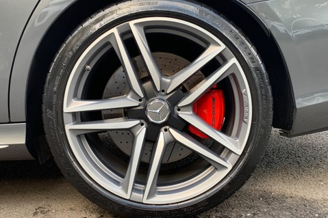 Mercedes-Benz E Class AMG E 63 S 4MATIC PREMIUM - PERFORMANCE SEATS/EXHAUST - CARBON FIBRE TRIM 82