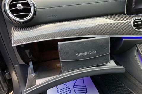 Mercedes-Benz E Class AMG E 63 S 4MATIC PREMIUM - PERFORMANCE SEATS/EXHAUST - CARBON FIBRE TRIM 91