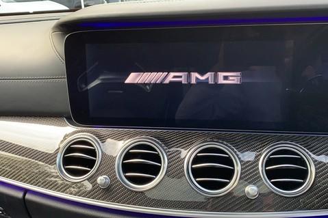 Mercedes-Benz E Class AMG E 63 S 4MATIC PREMIUM - PERFORMANCE SEATS/EXHAUST - CARBON FIBRE TRIM 94