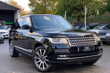 Land Rover Range Rover SDV8 AUTOBIOGRAPHY LONG LWB -ELECTRIC STEPS- REAR TVS- EXECUTIVE REAR SEATS