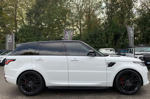 Land Rover Range Rover Sport SDV6 HSE - REAR ENTERTAINMENT - ONE OWNER 7