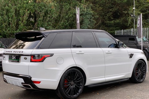 Land Rover Range Rover Sport SDV6 HSE - REAR ENTERTAINMENT - ONE OWNER 8