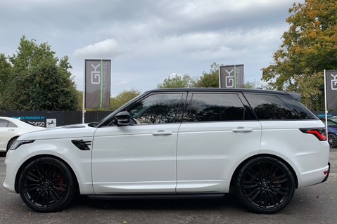 Land Rover Range Rover Sport SDV6 HSE - REAR ENTERTAINMENT - ONE OWNER 10