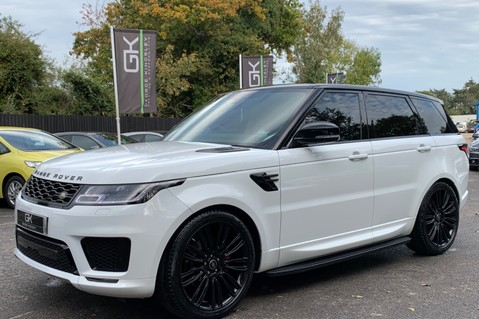 Land Rover Range Rover Sport SDV6 HSE - REAR ENTERTAINMENT - ONE OWNER 12