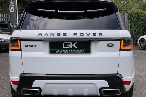 Land Rover Range Rover Sport SDV6 HSE - REAR ENTERTAINMENT - ONE OWNER 21