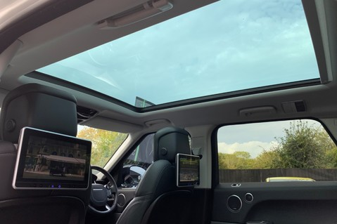 Land Rover Range Rover Sport SDV6 HSE - REAR ENTERTAINMENT - ONE OWNER 34