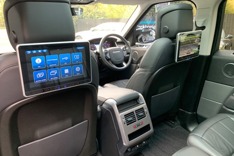 Land Rover Range Rover Sport SDV6 HSE - REAR ENTERTAINMENT - ONE OWNER 36
