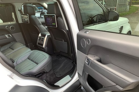 Land Rover Range Rover Sport SDV6 HSE - REAR ENTERTAINMENT - ONE OWNER 39