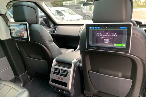 Land Rover Range Rover Sport SDV6 HSE - REAR ENTERTAINMENT - ONE OWNER 41