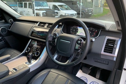 Land Rover Range Rover Sport SDV6 HSE - REAR ENTERTAINMENT - ONE OWNER 52