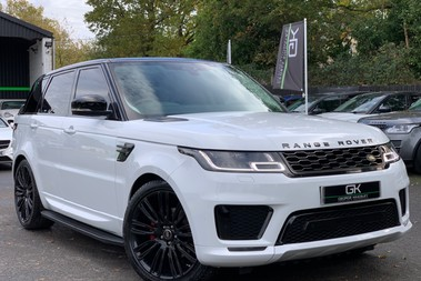 Land Rover Range Rover Sport SDV6 HSE - REAR ENTERTAINMENT - ONE OWNER