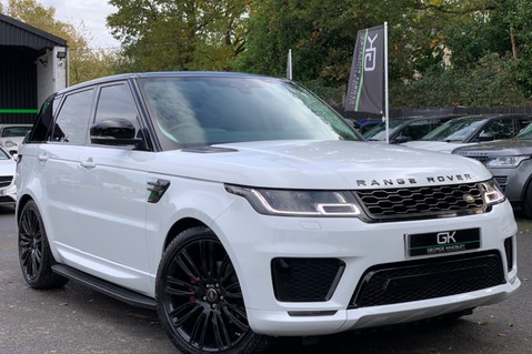 Land Rover Range Rover Sport SDV6 HSE - REAR ENTERTAINMENT - ONE OWNER 1