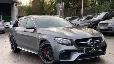 Mercedes-Benz E Class AMG E 63 S 4MATIC -VATQ - ONE OWNER - 20 INCH FORGED ALLOYS Video